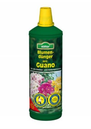 Allflor ziedu mēslojums ar guano 1l (Atzīts)