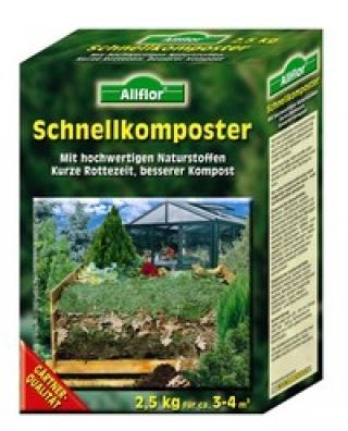 Allflor ātrais kompostētājs 2.5kg (Atzīts)