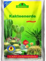 Bioflor kaktusu augsne
