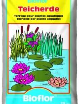 Bioflor ūdensrožu augsne